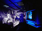 Modern X-ray room.