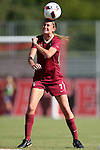 15 October 2016: Florida State's Dallas Dorosy. The North Carolina State University Wolfpack hosted the Florida State University Seminoles at Dail Soccer Field in Raleigh, North Carolina in a 2016 NCAA Division I Women's Soccer match. FSU won the game 1-0.