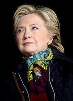 OCT 22 Hillary Clinton Campaigns In Philadelphia