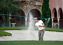 Ryo Ishikawa (JPN),.MARCH 24, 2012 - Golf :.Ryo Ishikawa of Japan shoots the 2nd shot from the sand trap on the 13the hole during the third round of the Arnold Palmer Invitational at Arnold Palmer's Bay Hill Club and Lodge in Orlando, Florida. (Photo by Thomas Anderson/AFLO)(JAPANESE NEWSPAPER OUT)