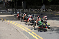 Competitors during the Abergavenny Festival of Cycling &quot;Para Grand Prix of Wales&quot; race on Sunday 17th 2016<br /> <br /> <br /> Jeff Thomas Photography -  www.jaypics.photoshelter.com - <br /> e-mail swansea1001@hotmail.co.uk -<br /> Mob: 07837 386244 -