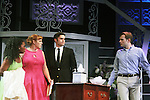 """Cast in """"It Shoulda Been You"""" - a new musical comedy - at tje Gretna Theatre on July 30, 2016 along wth Jane Brockman (All My Children)  (Photo by Sue Coflin/Max Photos)"""