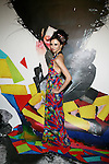 Designer Stacey Bendet Attends alice+olivia by Stacey Bendet & David Choe Present a Night of Fashion and Art at 450 West 14th Street, NY