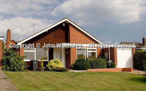 Bungalow with attached garage, Cranleigh, Surrey.