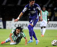 Atlético Nacional vs. Defensor Sporting, 08-05-2014