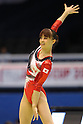 Rie Tanaka (JPN), JULY 2nd, 2011 - Artistic gymnastics : Japan Cup 2011 Women's Team Competition Floor Exercise at Tokyo Metropolitan Gymnasium, Tokyo, Japan. (Photo by YUTAKA/AFLO SPORT)