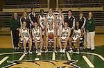 Women's Basketball group photo