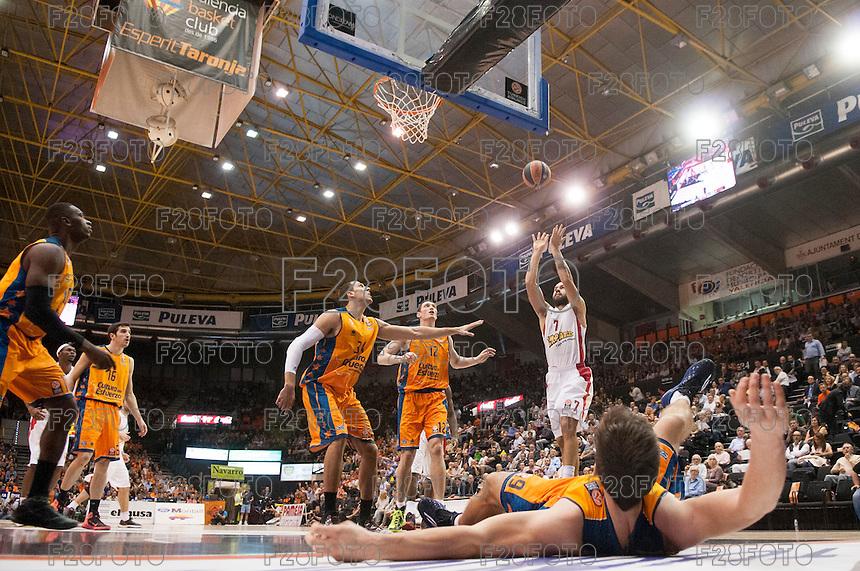 Valencia Basket 68 - 71 Olympiacos