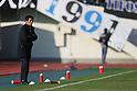 Akira Nishino (Gamba), NOVEMBER 26, 2011 - Football / Soccer : 2011 J.LEAGUE Division 1 between Gamba Osaka 1-0 Vegalta Sendai at Expo'70 Commemorative Stadium, Osaka, Japan. (Photo by Akihiro Sugimoto/AFLO SPORT) [1080]