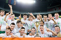 20130520: SLO, Basketball - Final of Telemach League, KK Union Olimpija vs KK Krka