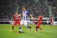VOETBAL: HEERENVEEN: Abe Lenstra Stadion, 10-09-2016, sc Heerenveen - FC Twente, uitslag 3-1, ©foto Martin de Jong