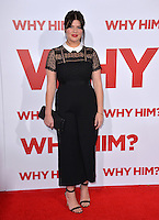 Actress Casey Wilson at the world premiere of &quot;Why Him?&quot; at the Regency Bruin Theatre, Westwood. December 17, 2016<br /> Picture: Paul Smith/Featureflash/SilverHub 0208 004 5359/ 07711 972644 Editors@silverhubmedia.com