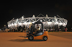 02/08/2012 - The Olympic Park by night - London