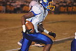 Oxford High's K.T. McCollin (4) vs. Hernando in Hernando, Miss. on Friday, October 12, 2012. Oxford won 31-0.