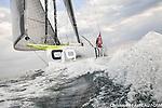 2014 - IMOCA OCEAN MASTERS NEW YORK TO BARCELONA RACE - BARCELONA - SPAIN