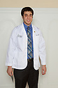 David Hermel. White Coat Ceremony, class of 2016.