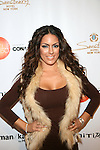 Model arissa Rosario-Arrivals-Boy Meets Girl By Stacy Igel At New York Fashion Week Style360, NY   2/13/13