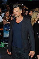 LONDON, ENGLAND - SEPTEMBER 26: Josh Duhamel attending the 'Deepwater Horizon' European Premiere at Cineworld, Leicester Square on September 26, 2016 in London, England.<br /> CAP/MAR<br /> &copy;MAR/Capital Pictures /MediaPunch ***NORTH AND SOUTH AMERICAS ONLY***