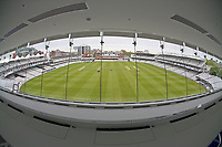 General view from the media centre ahead of Middlesex CCC vs Essex CCC, Specsavers County Championship Division 1 Cricket at Lord's Cricket Ground on 21st April 2017