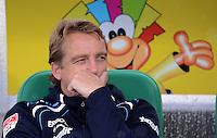 Fussball 1. Bundesliga :  Saison   2012/2013   9. Spieltag  27.10.2012 SpVgg Greuther Fuerth - SV Werder Bremen Trainer Mike Bueskens (Greuther Fuerth)