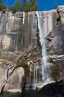 Vernal fall in September, Yosemite National Park, California