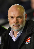 A contented looking Fleetwood Town's Manager Uwe Rosler<br /> <br /> Photographer Dave Howarth/CameraSport<br /> <br /> The EFL Sky Bet League One - Walsall v Fleetwood Town - Tuesday 14th March 2017 - Banks's Stadium - Walsall<br /> <br /> World Copyright &copy; 2017 CameraSport. All rights reserved. 43 Linden Ave. Countesthorpe. Leicester. England. LE8 5PG - Tel: +44 (0) 116 277 4147 - admin@camerasport.com - www.camerasport.com