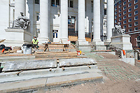 2014 04-21 New Haven Courthouse GA 23 Phase One Renovations