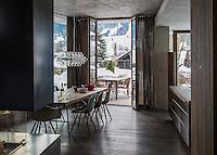 Minimal Chalet, Kitzbuhel