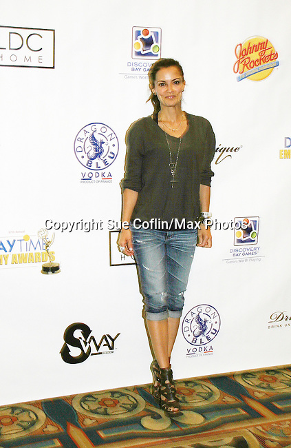 All My Children Rebecca Budig - Official Daytime Emmy Awards gifting Suite on June 26, 2010 during 37th Annual Daytime Emmy Awards at Las Vegas Hilton, Las Vegas, Nevada, USA. (Photo by Sue Coflin/Max Photos)