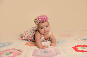 Charlotte 4 Month Baby Bee Session