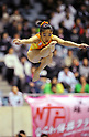 Nanase Ashikawa (JPN),.APRIL 7, 2012 - Artistic gymnastics : The 66nd All Japan Gymnastics Championship Individual All-Around , Women's Individual 1st day at 1st Yoyogi Gymnasium, Tokyo, Japan. (Photo by Jun Tsukida/AFLO SPORT) [0003].