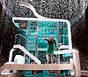 Linda <br /> by Penelope Skinner <br /> directed by Michael Longhurst <br /> at The Royal Court Theatre, London, Great Britain <br /> 30th November 2015 <br /> <br /> Nova Dumezweni as Linda <br /> <br /> <br /> Photograph by Elliott Franks <br /> Image licensed to Elliott Franks Photography Services