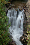 Myrtle Creek Falls near Bonners Ferry, ID