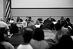 Scenes from the March 17 School Reform Commission Action Meeting at the School District of Philadelphia Head Quarters on N. Broad St. (photo by Bastiaan Slabbers, ©2016)