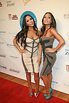 Sachika Twins - Arrivals: STYLE360 New York Fashion Week Presented by Stoli - SACHIKA SPRING 2012: MERMAID PARADISE - Metropolitan Pavilion New York City, USA -  9/13/11