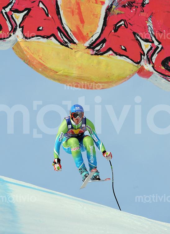 Ski Alpin;  Saison 2008/2009  24.01.2009 69. Hahnenkamm Rennen  Abfahrt    Andrej Jerman (SLO) FOTO : Pressefoto ULMER/Markus Ulmer xxxPUBLICATIONxNOTxINxSUIxxx