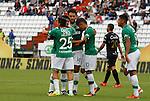 Deportivo Cali venció 2-0 como visitante a Once Caldas. Fecha 3 Liga Águila I-2017.