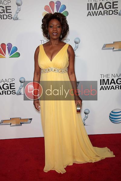 Alfre Woodard<br /> at the 44th NAACP Image Awards, Shrine Auditorium, Los Angeles, CA 02-01-13<br /> David Edwards/DailyCeleb.com 818-249-4998