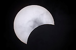 Cairns total solar eclipse 14 November 2012.