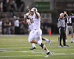 Vanderbilt defensive end Walker May (90) celebrates win over Ole Miss at Vaught-Hemingway Stadium in Oxford, Miss. on Saturday, November 10, 2012.