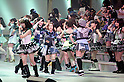 June 6, 2012, Tokyo, Japan - HKT48 members at stage.  AKB General Election at Nippon Budokan. The biggest girl band in the world and Japan's most popular pop group elected its new leader in a nationwide election open to all fans. The collective is organised into different units which in turn are sometimes split into smaller groups. The night involved singing, games, tears and the eventual crowning of new leader Yuko Oshima from Team K with 108837 votes for most popular member..