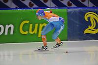 SCHAATSEN: HEERENVEEN: 16-01-2016 IJsstadion Thialf, Trainingswedstrijd Topsport, Shane Williamson, ©foto Martin de Jong