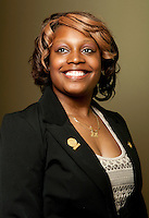 McNair Scholar,  Jelisia Dixon<br />