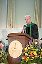 William Hopkins, M.D. Commencement, class of 2013.