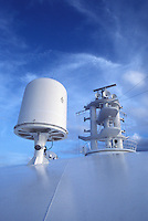 Ship's Satellite, Communications and Radar