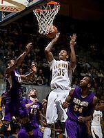 Cal Basketball vs SFSU, November 6, 2012