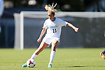 20 October 2013: North Carolina's Kelly McFarlane. The University of North Carolina Tar Heels hosted the University of Virginia Cavaliers at Fetzer Field in Chapel Hill, NC in a 2013 NCAA Division I Women's Soccer match. Virginia won the game 2-0.