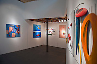 Bergamot Station Arts Center - Santa Monica, CA, former trolley stop, art galleries, Santa Monica, Museum of Art, stylish cultural center, stylish complex, bohemian style High dynamic range imaging (HDRI or HDR)