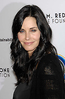 Courteney Cox attends the 2nd Annual An Evening of Environmental Excellence - Los Angeles