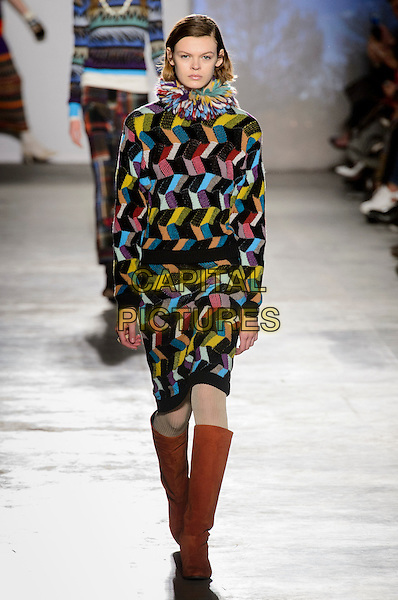 MISSONI<br /> at Milan Fashion Week FW 17 18<br /> in Milan, Italy  February 2017.<br /> CAP/GOL<br /> &copy;GOL/Capital Pictures